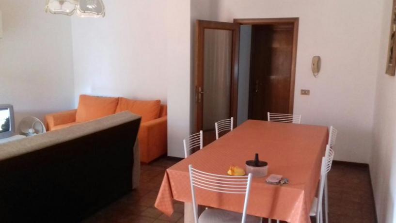 Appartamento vacanza per 8 persone a Martin Sicuro