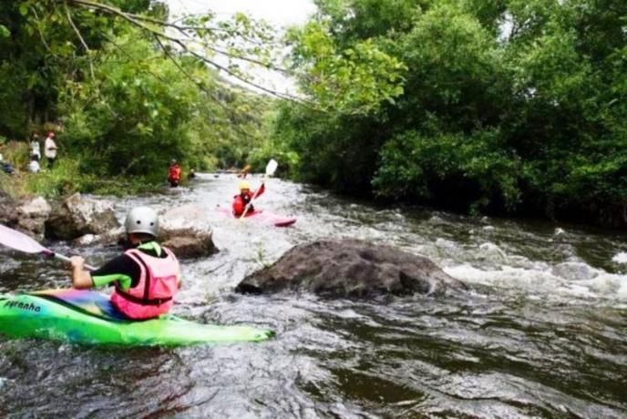 Attività sportive i campeggio-villaggio o Oristano-Sardegna