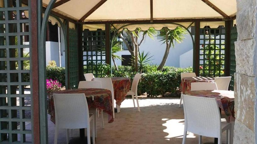 Vieste residence con piscina fronte spiaggia