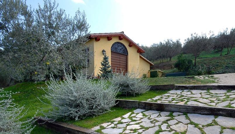 Appartamento Girasole, l'Umbria per la famiglia