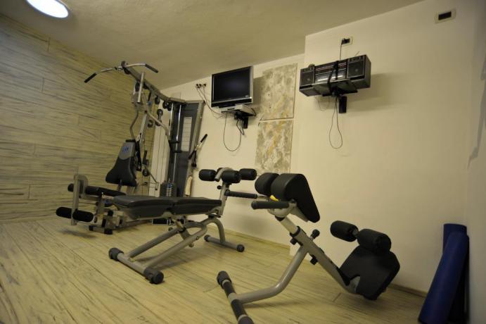 Residence in Trento con palestra e Centro Benessere