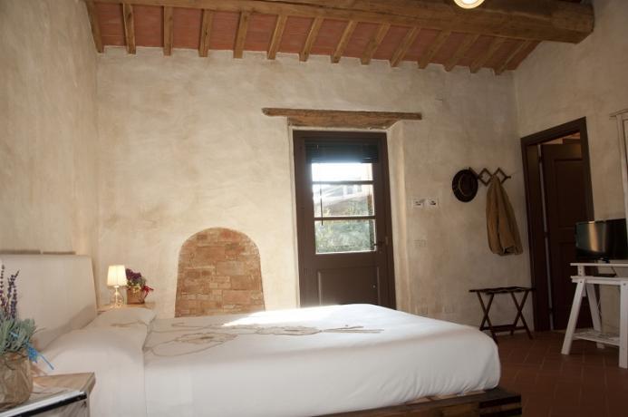 Camera matrimoniale appartamento vacanza, 4 persone