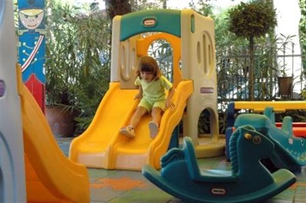 Giochi per bambini Hotel 3 stelle a Cervia