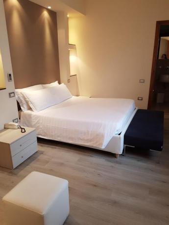 Camera matrimoniale in Hotel ad Assisi