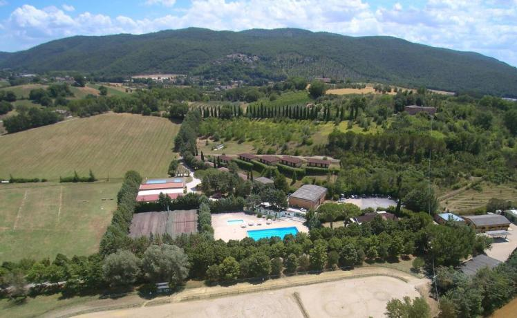 Maneggio, Tennis, Piscina Olimpionica - Country House Capo Cavallo
