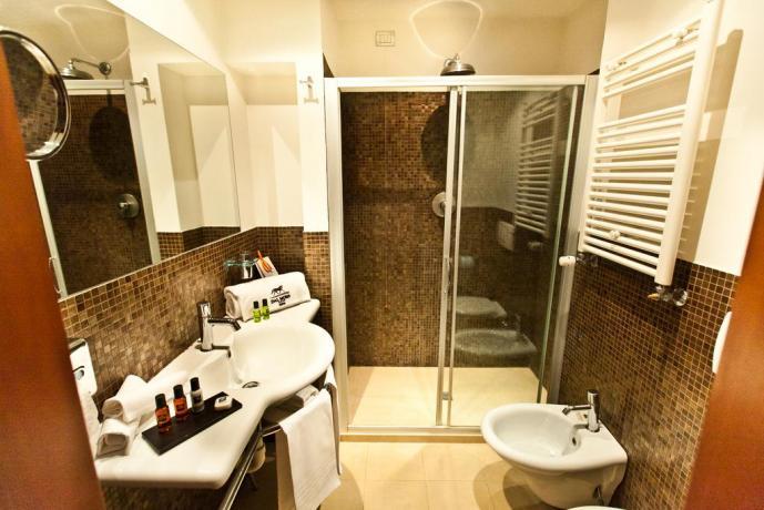 Suite Spa Hotel ad Assisi vicino alla Porziuncola