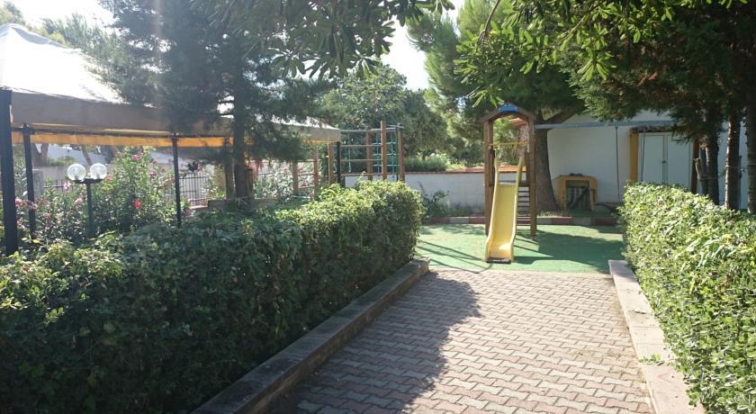 Hotel con Area Giochi Bambini