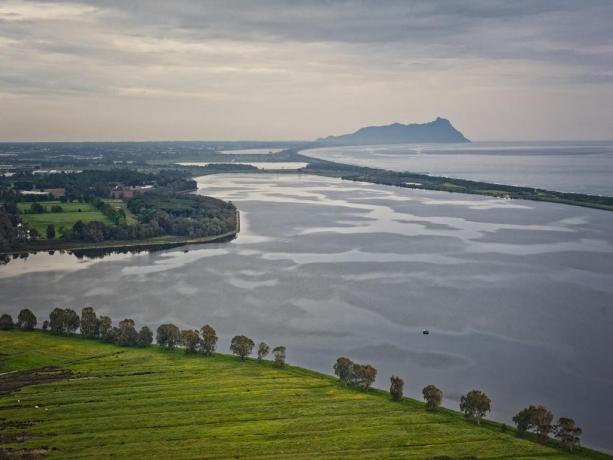 Albergo vicino lago di Fogliano Latina