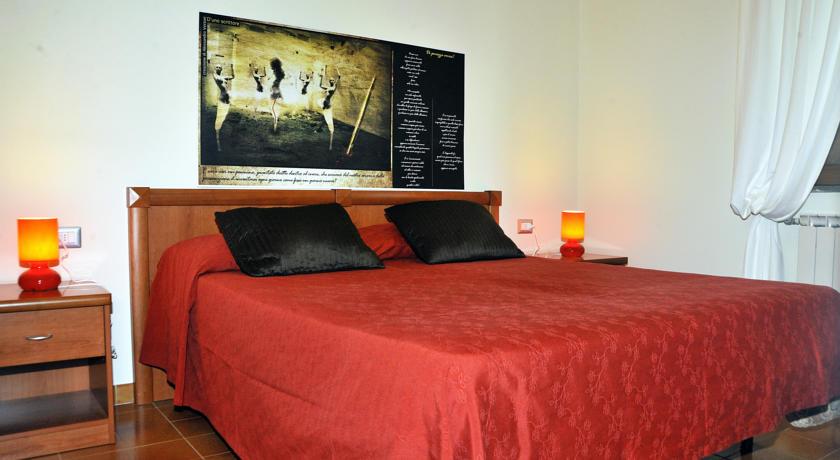 Camera con bagno privato Hotel a Bracciano