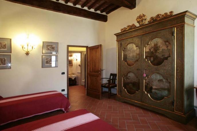 Appartamento vacanza Papavero 5persone Arezzo