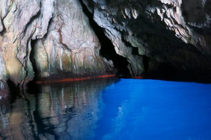 Residence ideale escursioni Grotte di Palinuro