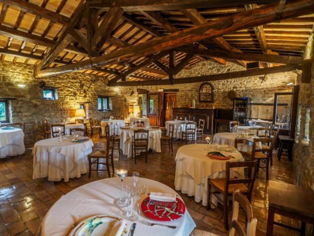 Ristorante in Assisi - prodotti umbri