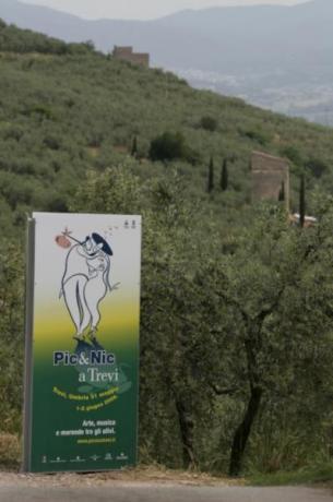 Eventi in Umbria, dove dormire a Trevi