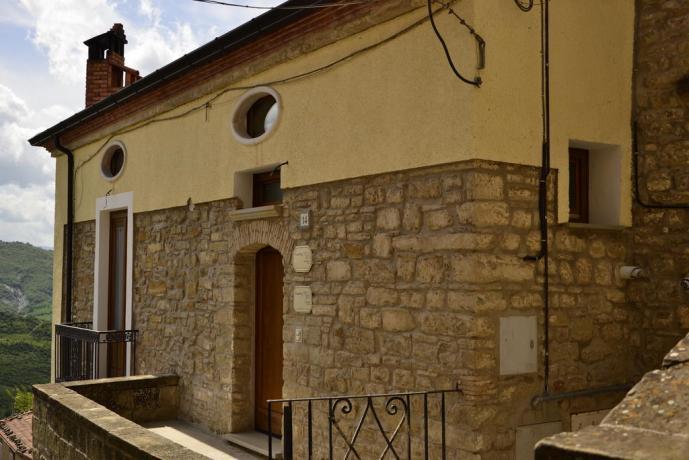 Casa Vacanza a Pietrapertosa con Camino