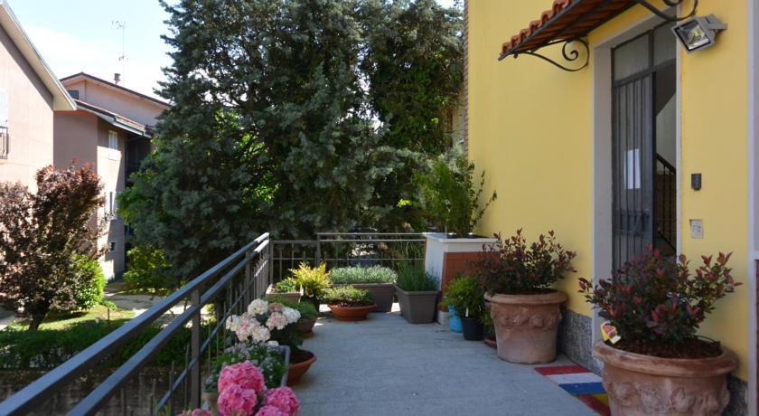 Camere con ingresso indipendente vicino Centro Pavia