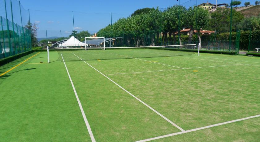 Campi da Calcio e Tennis vicino Roma