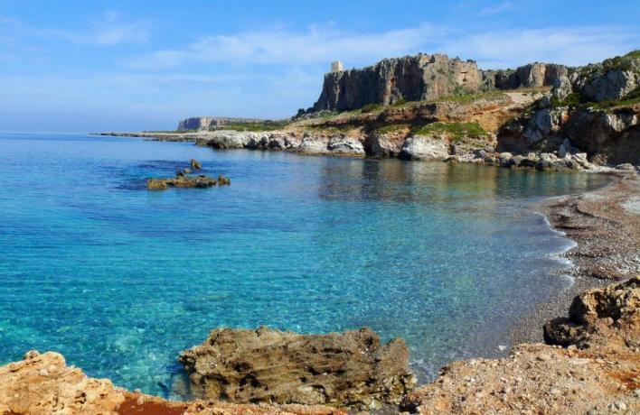 Cala Bue Marino appartamenti-vacanze per coppie Sicilia