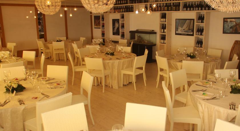 Hotel con Ristorante sul Mare di Anzio