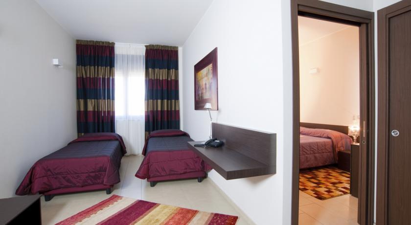 Camera doppia standar lago di Bracciano