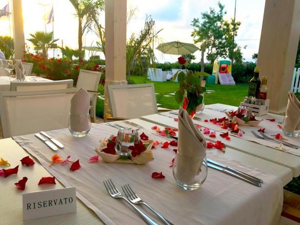 Ristorante ideale per cerimonie Hotel vicino Tropea