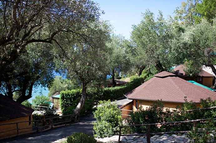 Villaggio Palinuro con Bungalows e Case Mobili