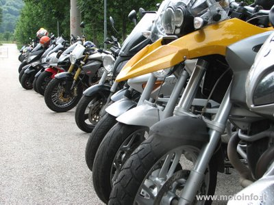 Percorsi in Moto in Umbria