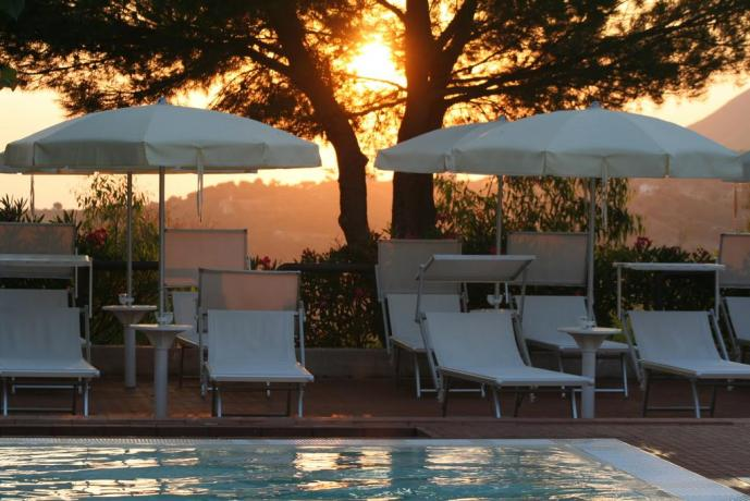 Residence con Piscina Idromassaggio e Tennis Palinuro