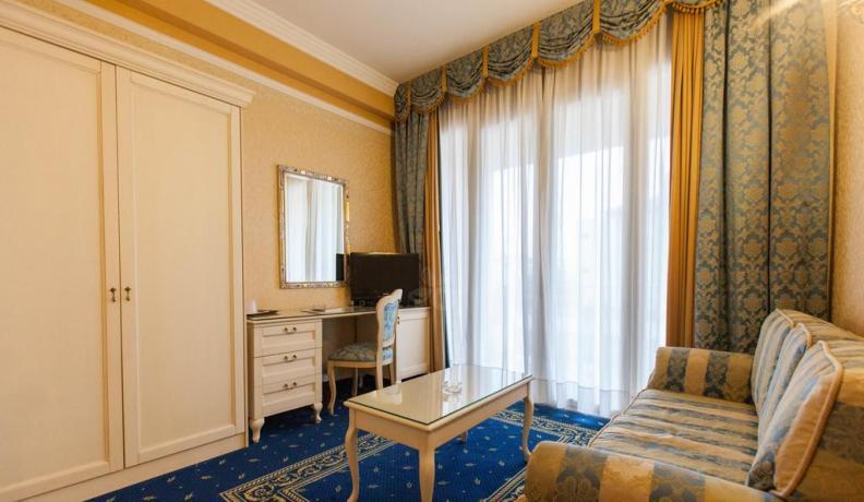 Camera matrimoniale ad Albano Terme Padova