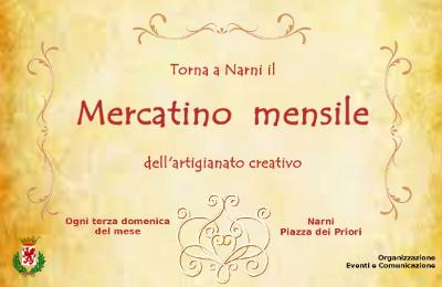 Mercatino Mensile di Narnia