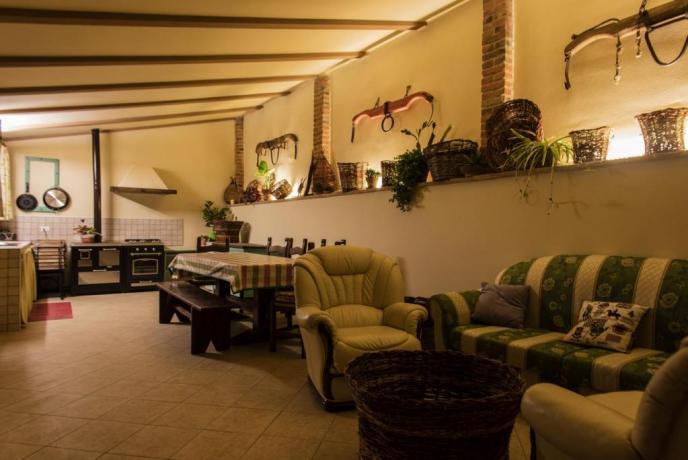 Villa privata ad Arezzo con area relax
