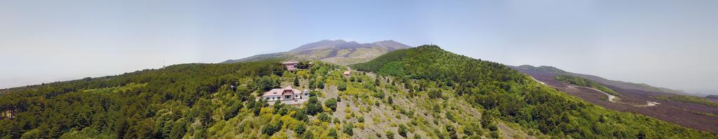 Vista panoramica hotel sull'Etna