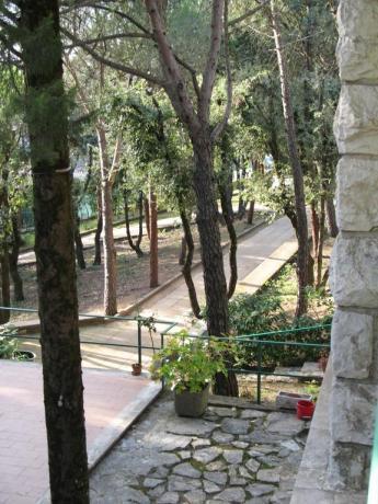 Pineta guest house vicino stazione di Perugia