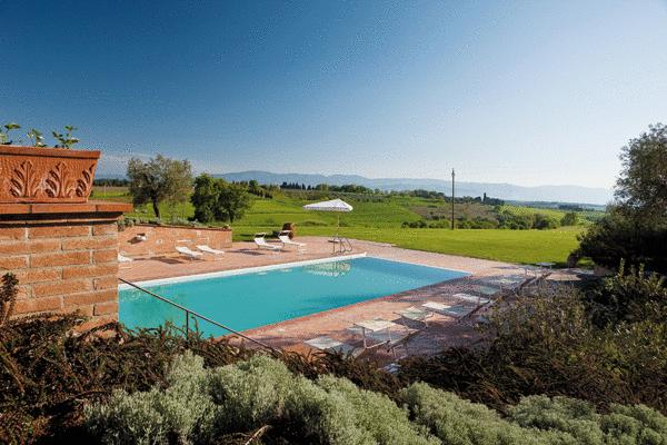Hotel Locanda sul Lago, piscina vista lago
