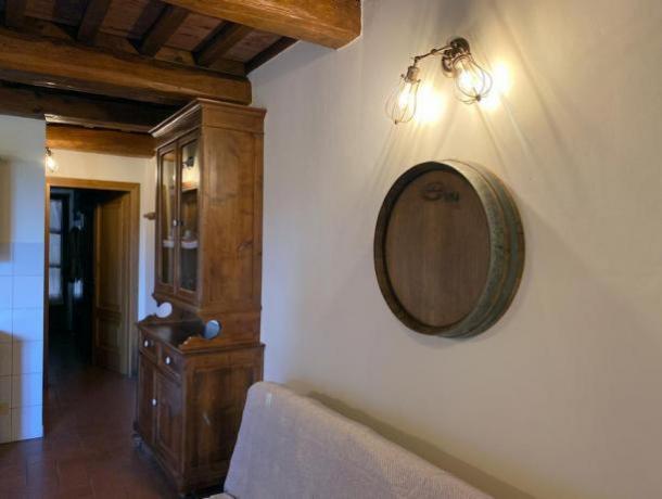 LaCantina- Appartamento 2+2 di 40mq in Umbria