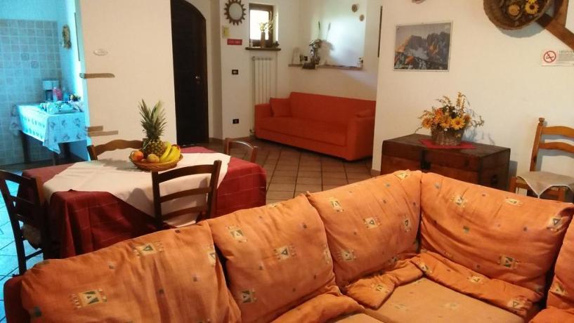 Appartamenti con grande salone a l'Aquila