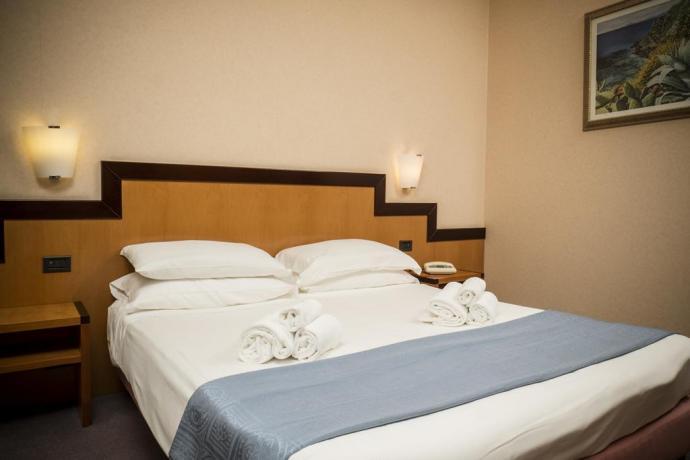 Camera tripla in albergo elegante ad Avezzano Abruzzo