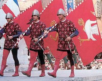 Sbandieratori di Assisi