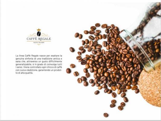 Imperya Catalogo Cialde Caffe: Classico-Crema-Decaffeinato