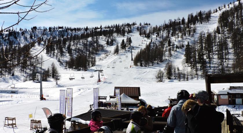 Impianto di risalita piste da scii
