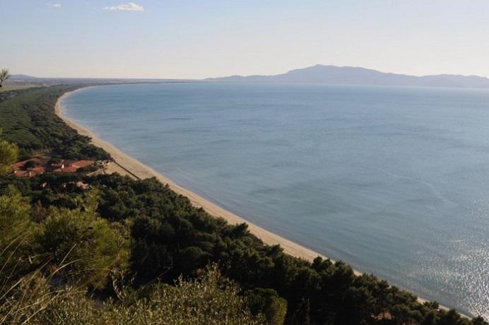 Resort vicino alle Spiagge della Maremma