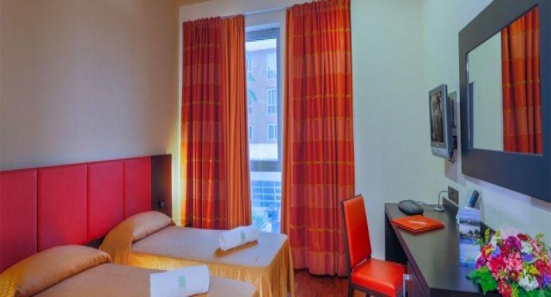 Hotel con Camera Tripla nel Lazio