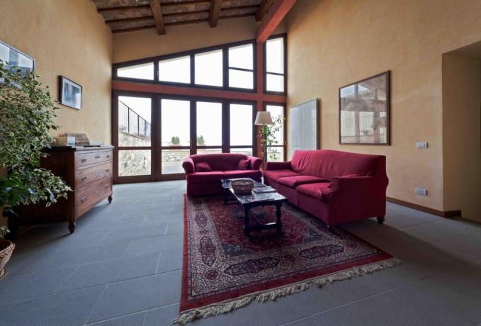 Area relax in Agriturismo Umbria