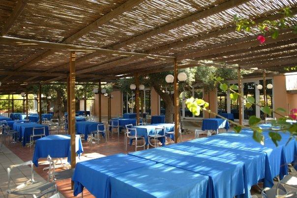 Area Ristorante Villaggio Residence Nardo Puglia