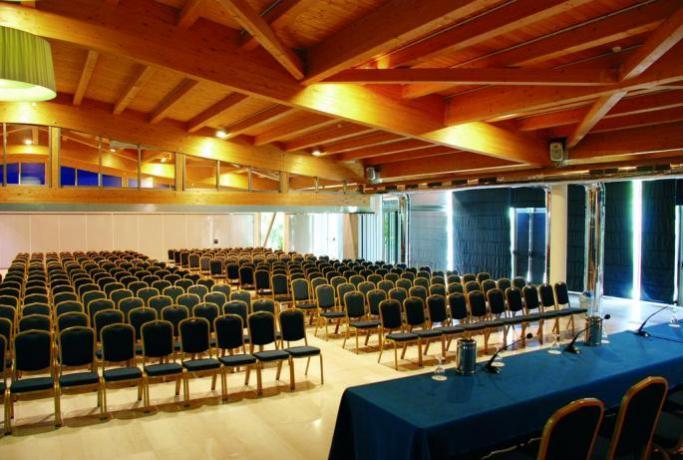 Sala Congressi in albergo a Lecce