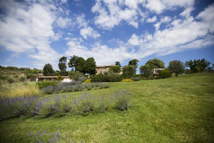 Tenuta Deluxe vicino Orvieto, Umbria Resort Terni