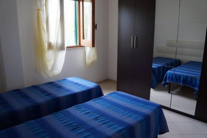 Camera doppia hotel a Vieste