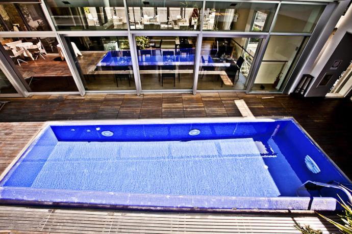 Piscina In Hotel su Terrazza Panoramica