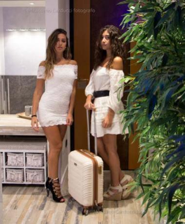 Ingresso della Luxury SPA Suite a Assisi