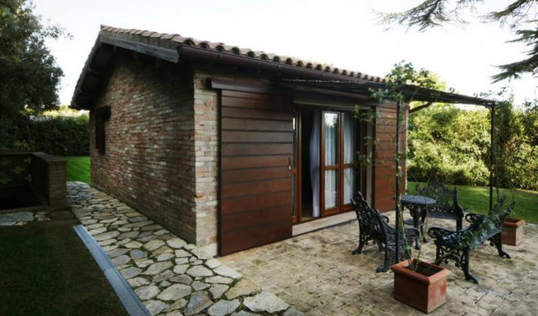 Umbria Resort, Suite con Giardino Privato Orvieto