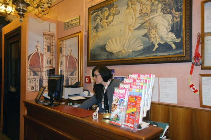 B&B con Reception nel Centro di Firenze